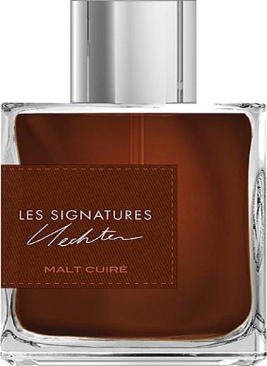Daniel Hetcher Les Signatures Malt Cuire EDP 100 ml Erkek Parfüm Renksiz